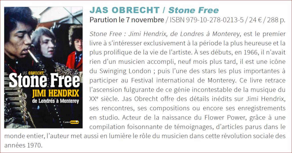 Stone Free - Jimi Hendrix in London, September 1966–June 1967 (Jas Obrecht) [2019] Paruti10