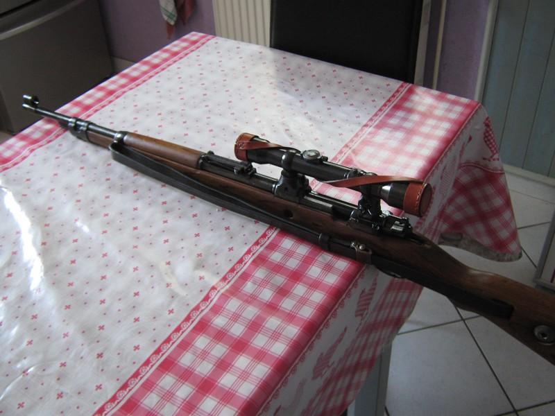 Mauser k98k tireur d'élite 200m Mauser28
