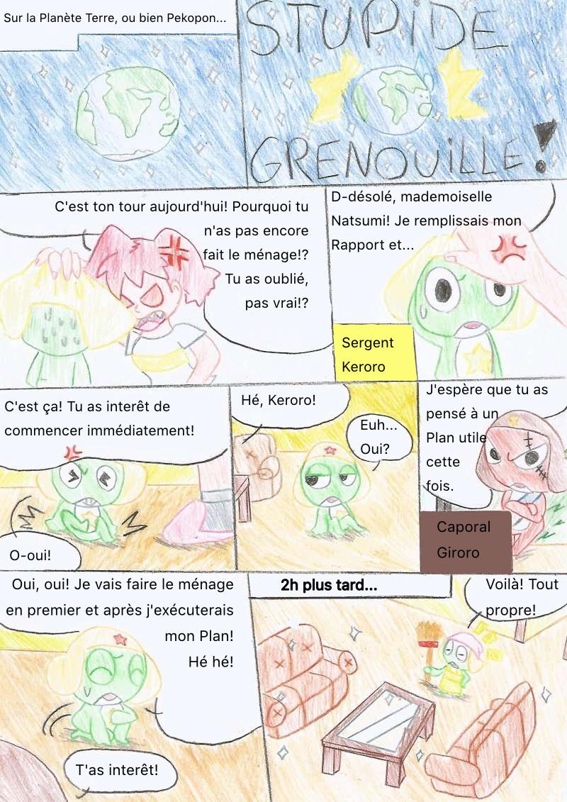 Sergent Keroro et le Démon des Ténèbres - Page 2 01b3e110