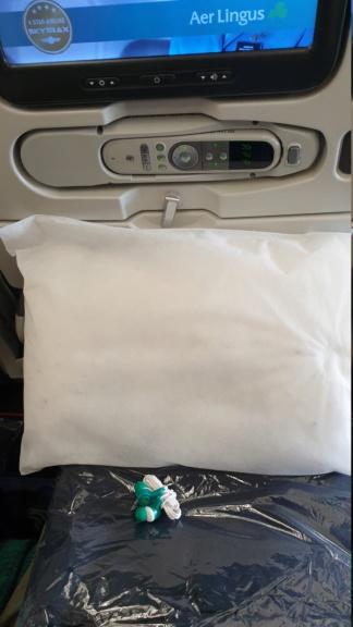août 2019 : retour sur 21 jours de DDP au POR et feedback Aer Lingus 20190821