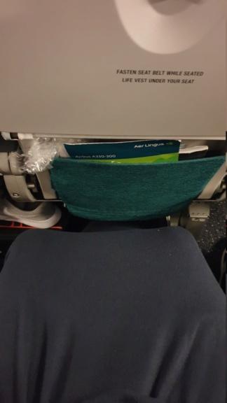 août 2019 : retour sur 21 jours de DDP au POR et feedback Aer Lingus 20190828