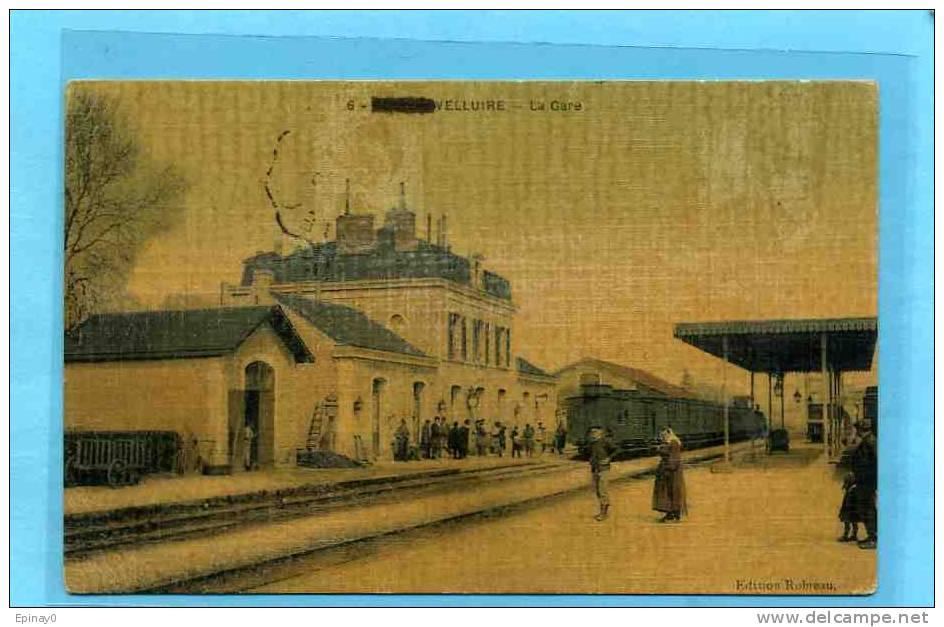 Près de Fontenay le Comte ;reprendra t'on le train à Velluire 155_0010