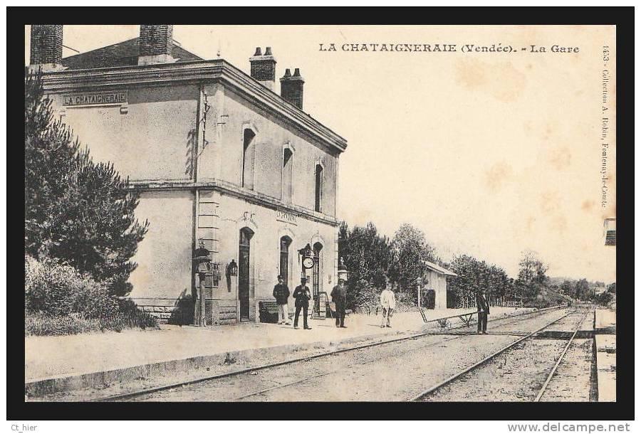 Près de Fontenay le Comte ;reprendra t'on le train à Velluire 570_0010