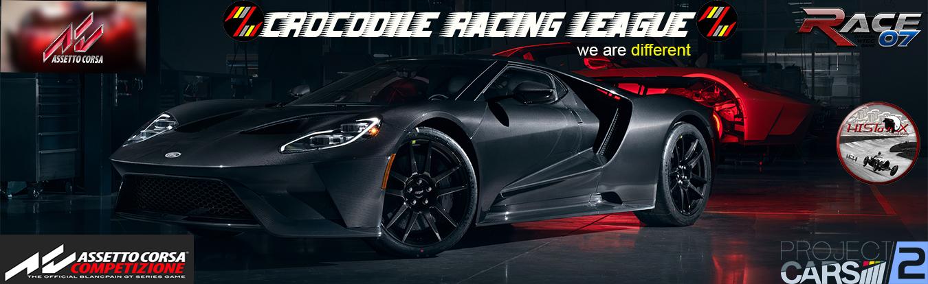 Crocodile Racing League