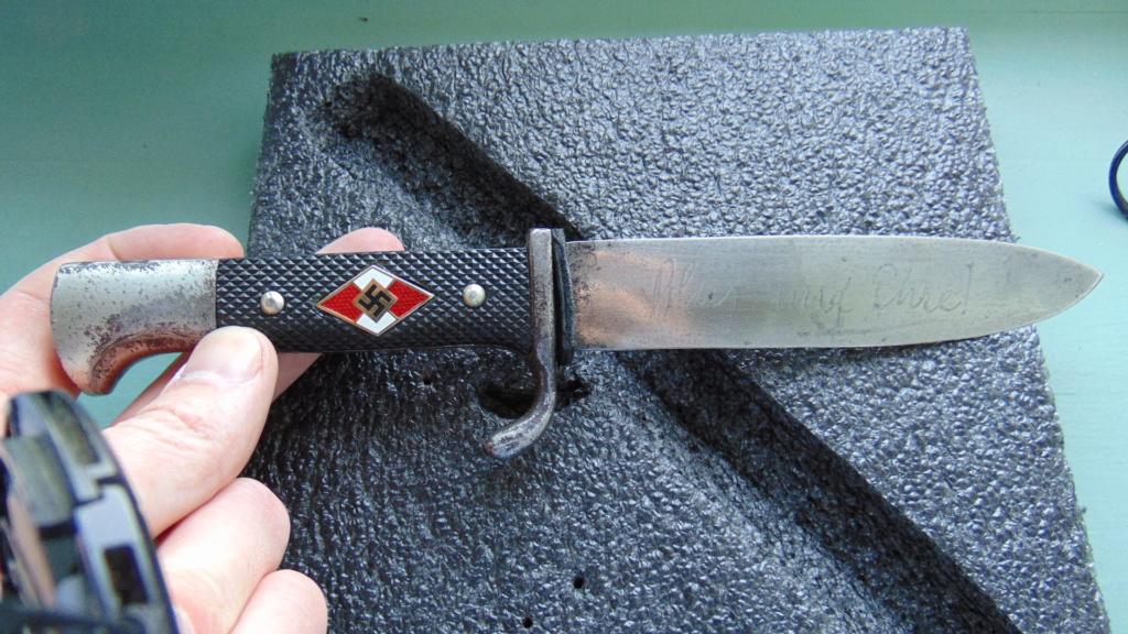 restauration couteau HJ type 1  Dsc00323