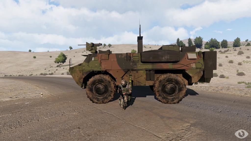 AMF  AVEC VAB YESSS Arma3284