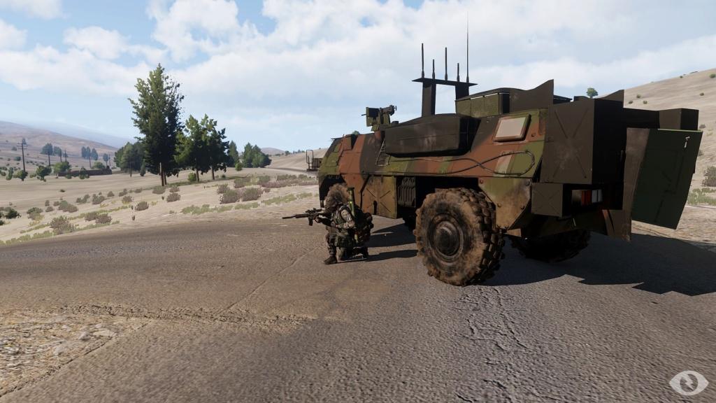 AMF  AVEC VAB YESSS Arma3285