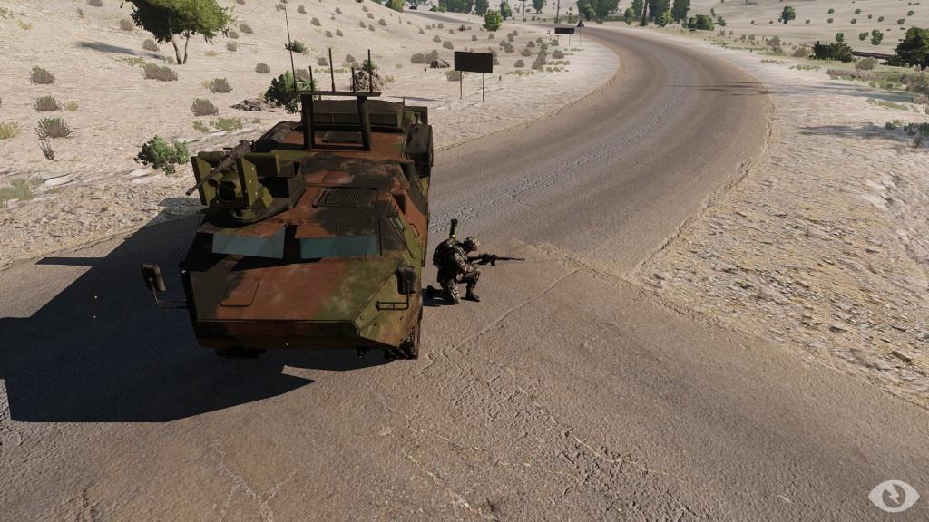 AMF  AVEC VAB YESSS Arma3287