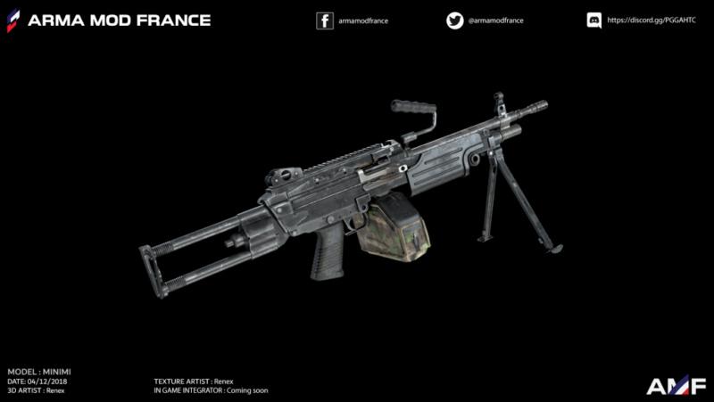 ARMA MOD FRANCE DES INFOS Minimi10