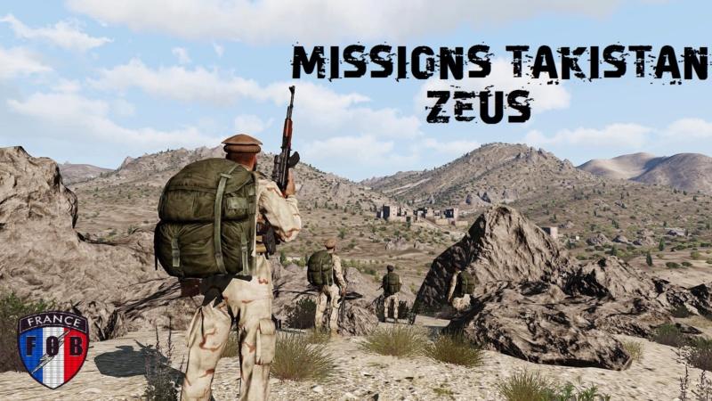 CAMPAGNE DE JANVIER  SUR TAKISTAN EN ZEUS Missio11
