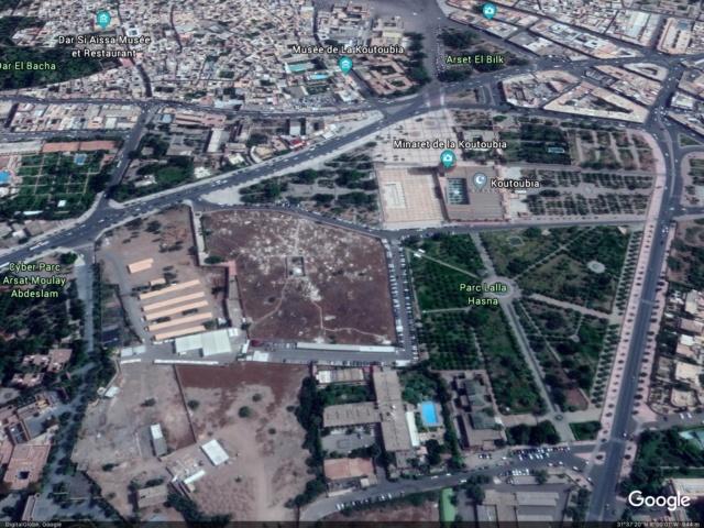 [Maroc Camp/Généralités] LE stationnement à Marrakech Image10