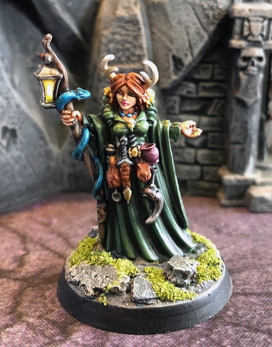Sisters of Battle, also druids Druida10