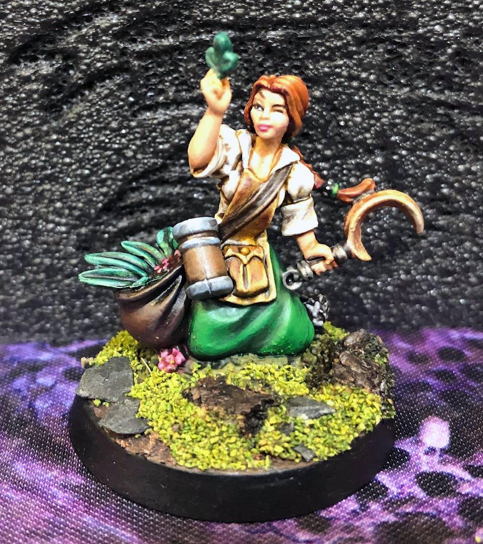 Sisters of Battle, also druids Druidb10