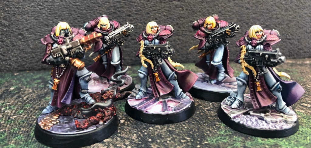 Sisters of Battle, also druids Sister10