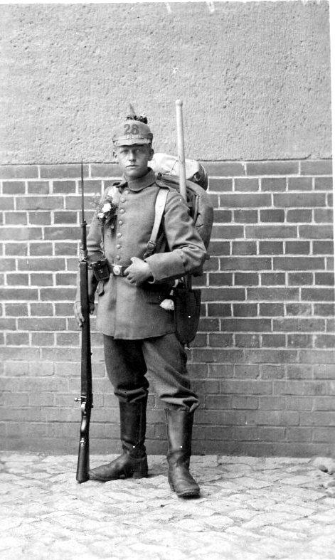 marquage regimentaire sur pastille de crosse sur G98 Img20196
