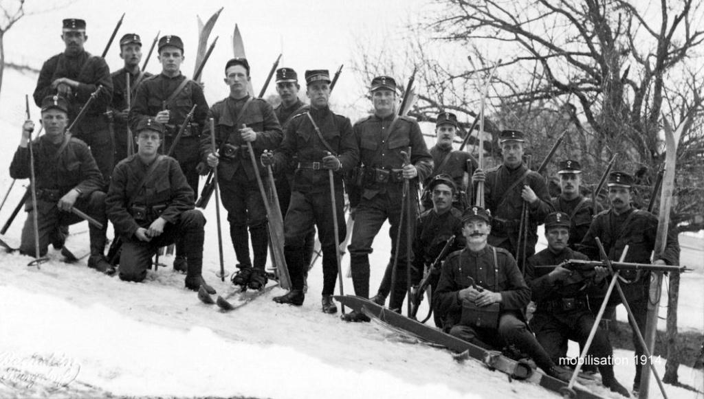 Comment soigner une blessure avec une baïonnette dans l'Armée Suisse au début du siècle Img20311