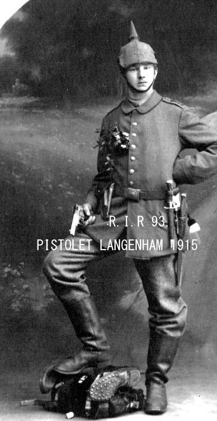 """""""Beutewaffen"""" Armes de Prise des """"Centraux"""" en 14/18 - Page 4 Img20376"""