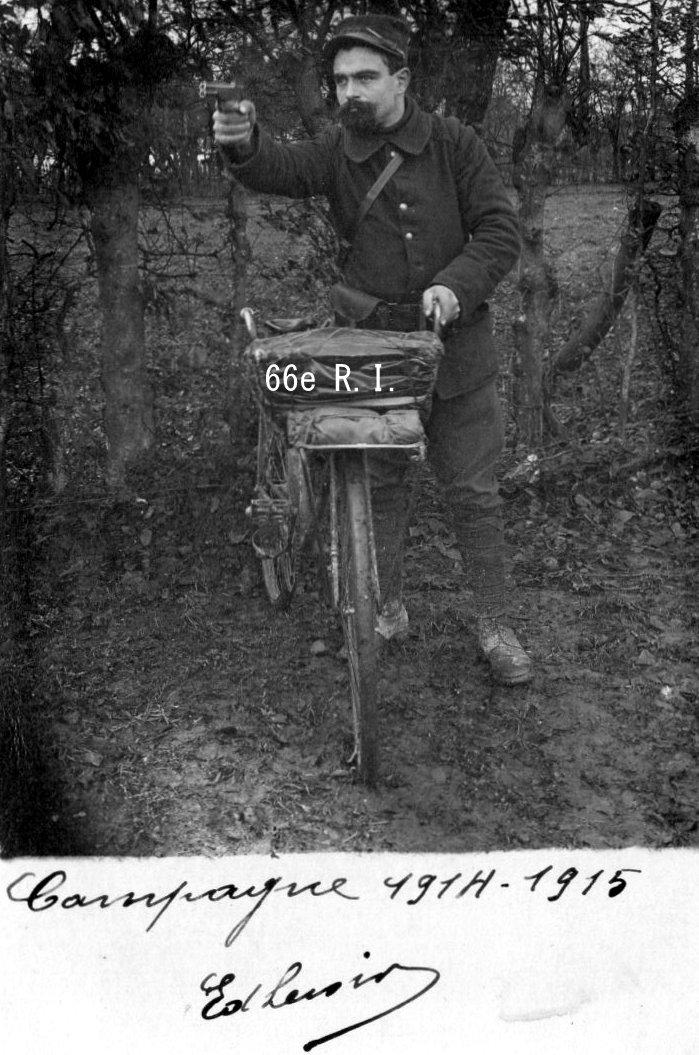 Browning 1900 et armée Française - Page 2 Img20379
