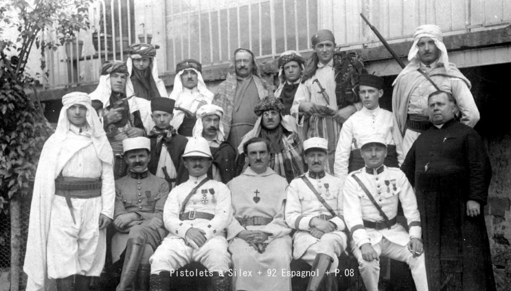 Armes exotiques guerre du Rif et pacification du Maroc    Img20380