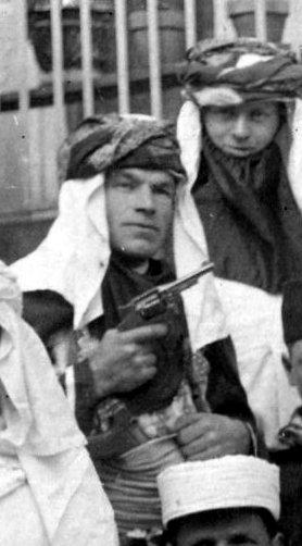 Armes exotiques guerre du Rif et pacification du Maroc    Img20382