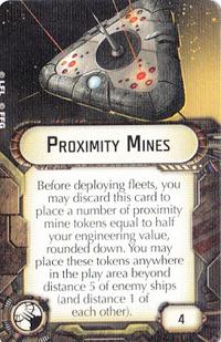 Mines de Proximité / Proximity Mines Proxim10