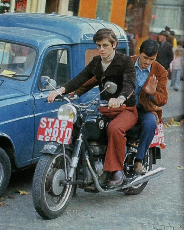 Moto école double commandes !!!! Qui a connu ? Scree214
