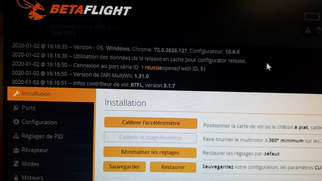Binder une carte de vol XSRF4PO ??? Photo110