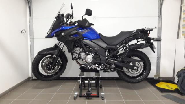Mon Suzuki V-Strom  XT baroudisé  20210516