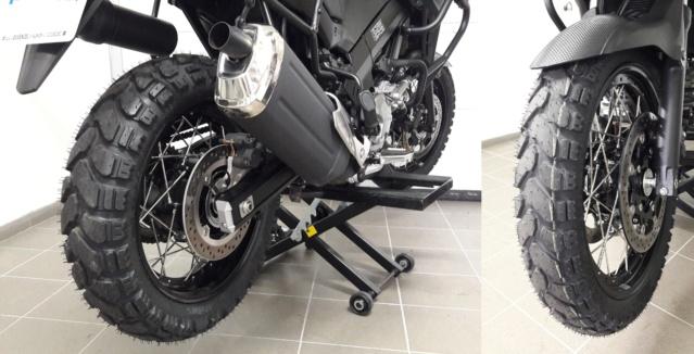 Mon Suzuki V-Strom  XT baroudisé  20210520