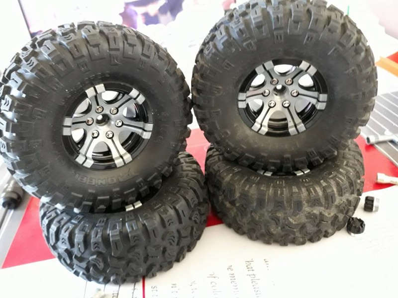 TRACTION HOBBY - CRAGSMAN 35628610