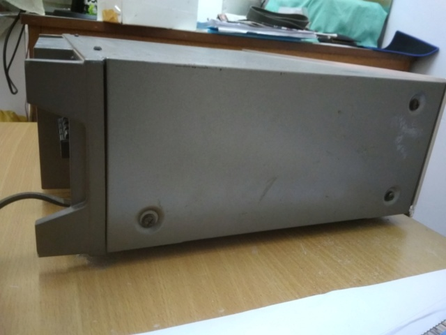 Miscellanous Items: Sony TA-F5 Integrated Amplifier(USED), Nakamichi Tape Head(USED), Arrow Hart Receptacle(NOS) Img_2039