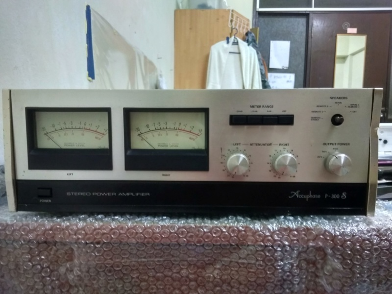 Accuphase P-300S (USED) Img_2066