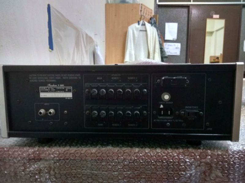 Accuphase P-300S (USED) Img_2072