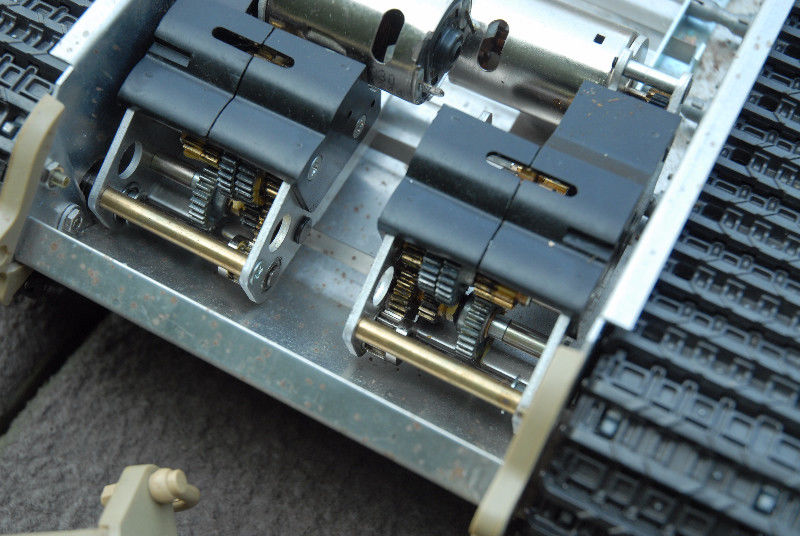 Tamiya porche turret king tiger internals? _59c10
