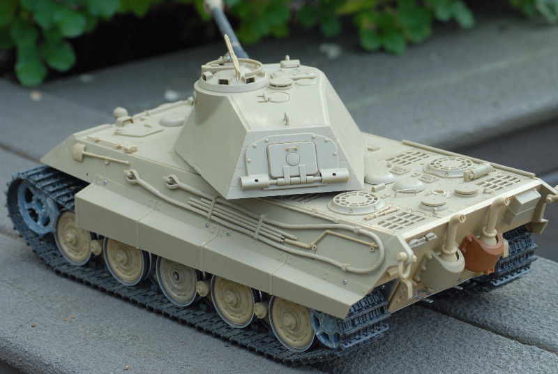Tamiya porche turret king tiger internals? _59e10