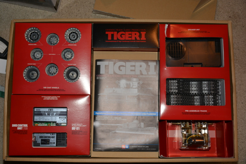 Tamiya Tiger I (SOLD) Dsc_2620