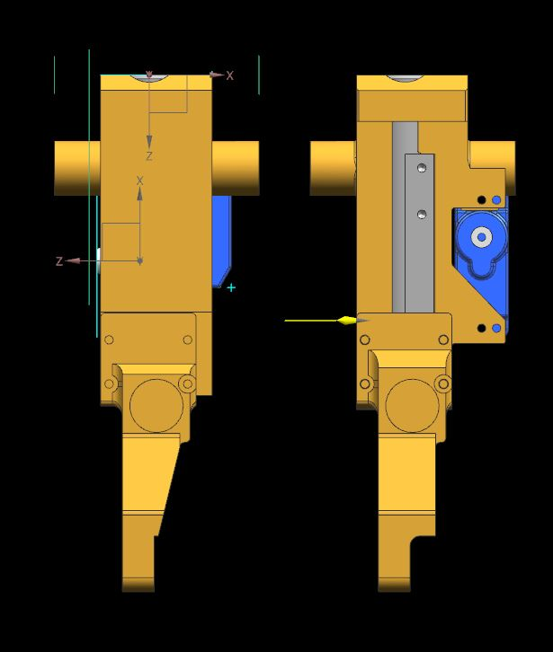 Big Mike's Recoil system & manlet mounts Gen4pr10