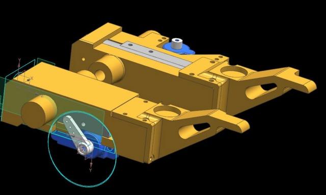 Big Mike's Recoil system & manlet mounts Gen4pr11