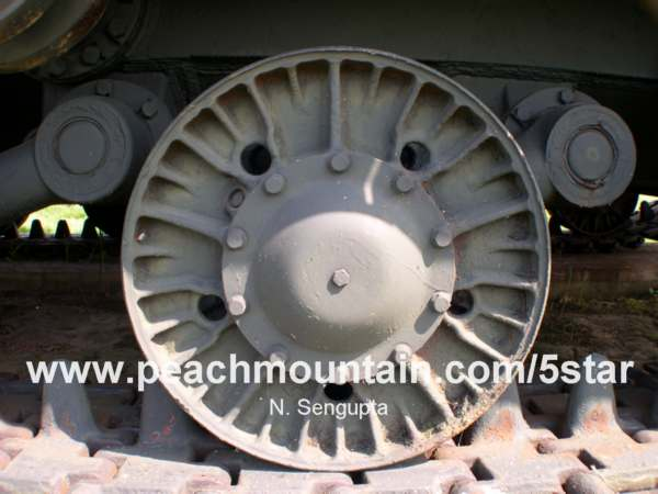 IS-3 Roadwheels - Yet another 3D Printer Project... Is310