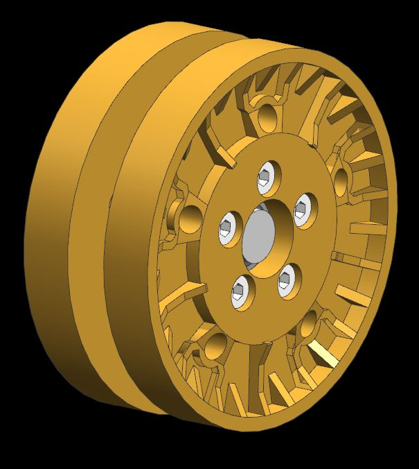IS-3 Roadwheels - Yet another 3D Printer Project... Is3_ro13