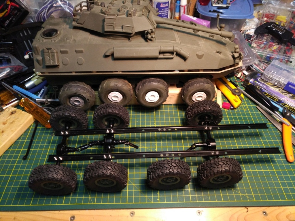 LAV III - Rebuild Project Lav-ii12