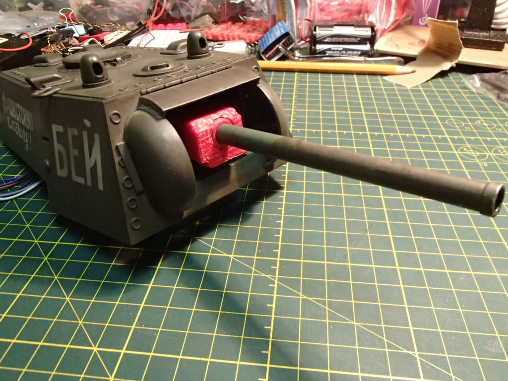 Updating the Russian KV-1 Pa060812