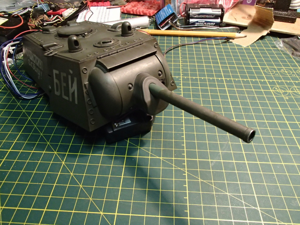 Updating the Russian KV-1 Pa060813