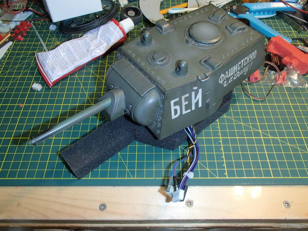 Updating the Russian KV-1 Pa060820