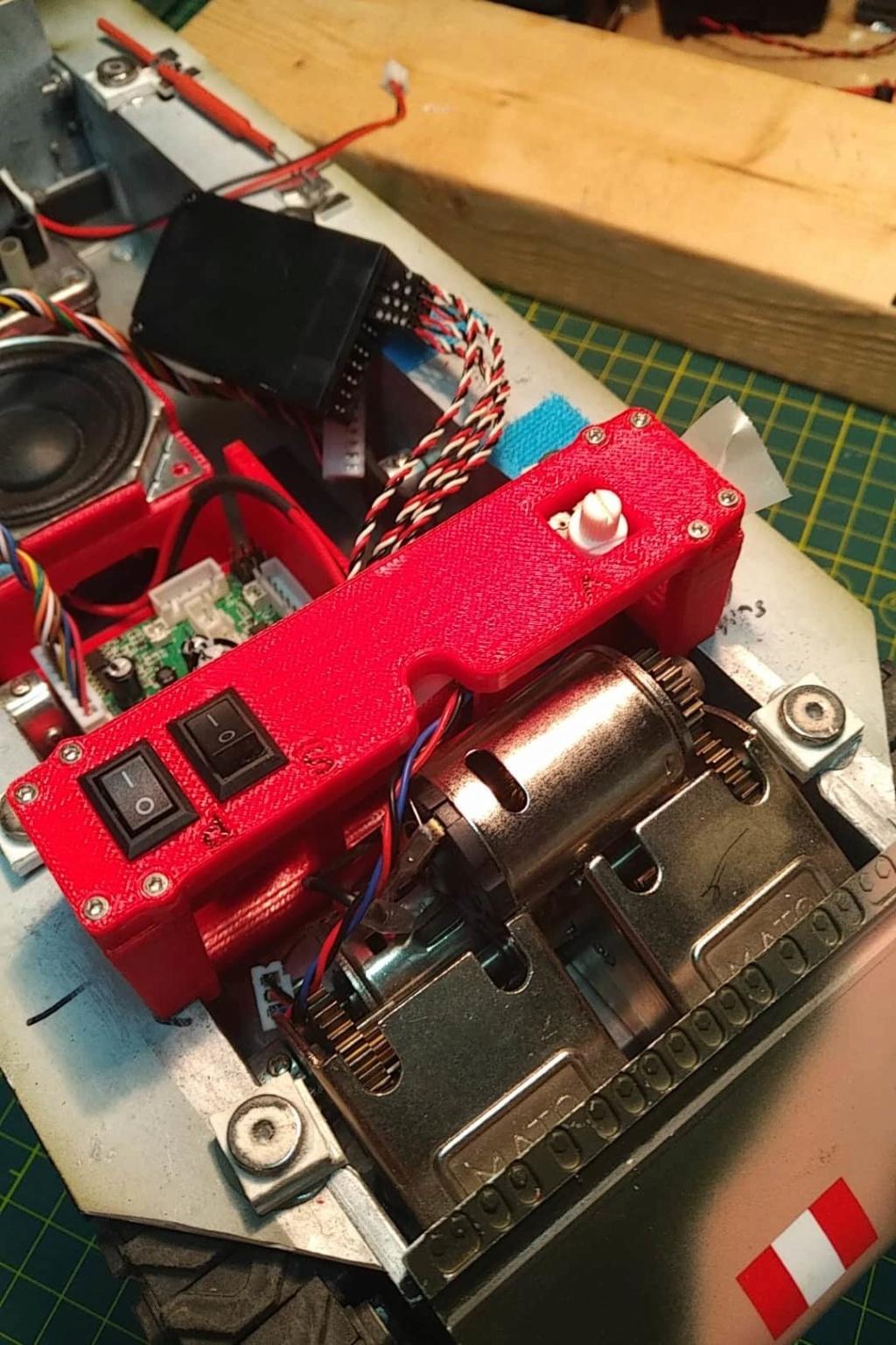 Custom Switch Bridge Receiv12
