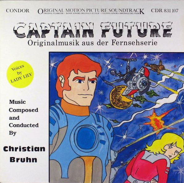Christian Bruhn (Кристиан Брюн) - немецкий композитор Captai10