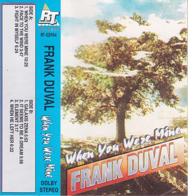 Альбомы Франка Дюваля на аудиокассетах Duval14
