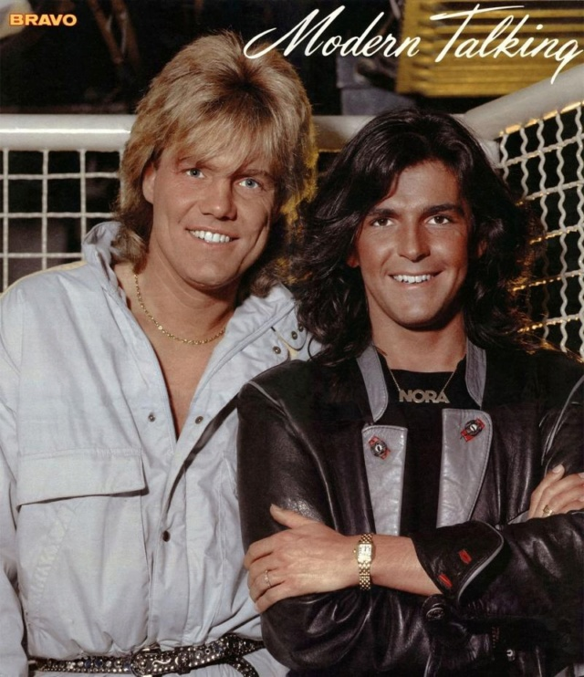 Modern Talking (Dieter Bohlen, Thomas Anders, etc.) - Page 6 Modern11