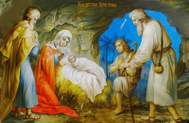Христианские праздники - Страница 4 Rozhde10