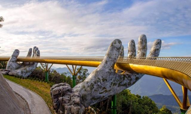 Чудеса и красоты мира - рукотворные и природные Vietna10
